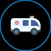 Appel malade pour hôpitaux et cliniques